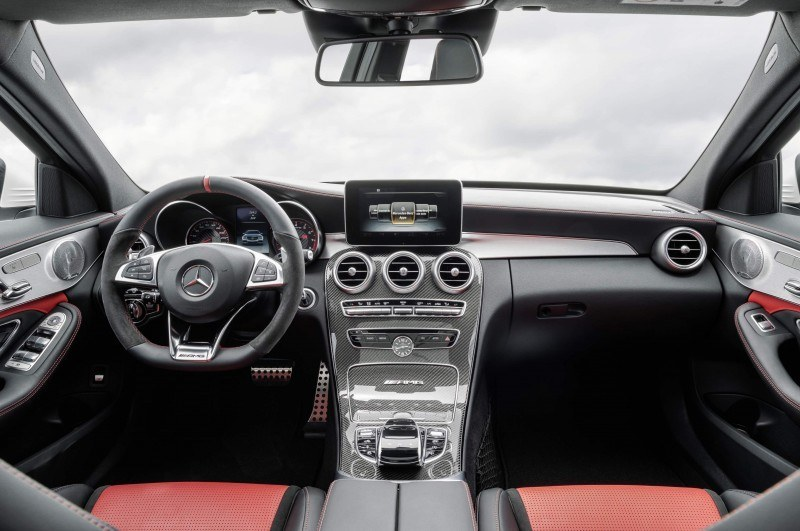 510HP, 3.9s 2015 Mercedes-AMG C63 S Joings New C63 - Without the Benz Name 18
