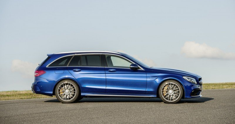 510HP, 3.9s 2015 Mercedes-AMG C63 S Joings New C63 - Without the Benz Name 22