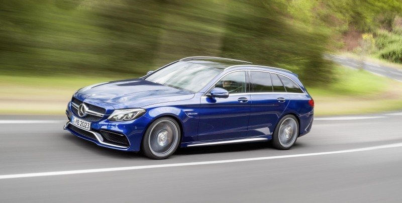 510HP, 3.9s 2015 Mercedes-AMG C63 S Joings New C63 - Without the Benz Name 28