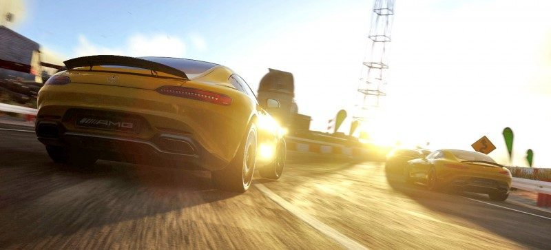 AMG GT Launching New PS4 Racing Game DRIVECLUB on October 8th 2