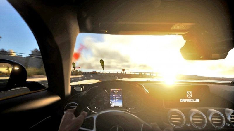 AMG GT Launching New PS4 Racing Game DRIVECLUB on October 8th 3