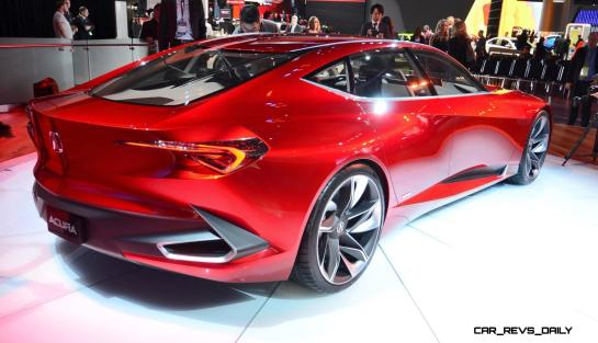 Acura Precision Concept 15