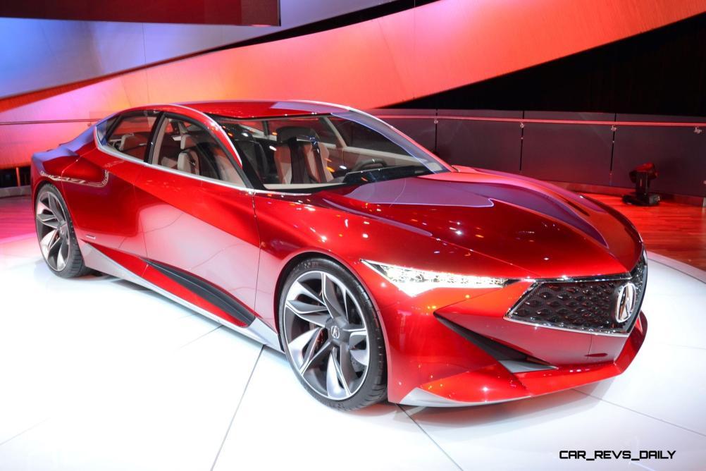Acura Precision Concept 8