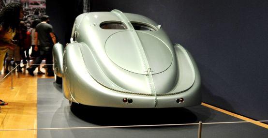 Atlanta Dream Cars - 1935 Bugatti 57S Competition Coupe Aerolithe Wears Gorgeous Elektron Magnesium Panels3