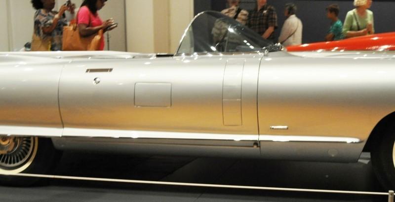 Atlanta Dream Cars Showcase - 1959 Cadillac Cyclone XP-74 Is Rocket Nose and Tailfin Bliss 12
