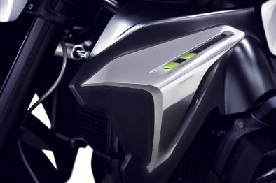 BMW Motorrad - Concept Roadster is Boxer Basics Motorcycle for Lake Cuomo 10