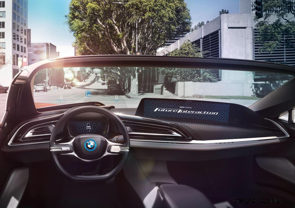 BMW i Vision Future Interaction 32