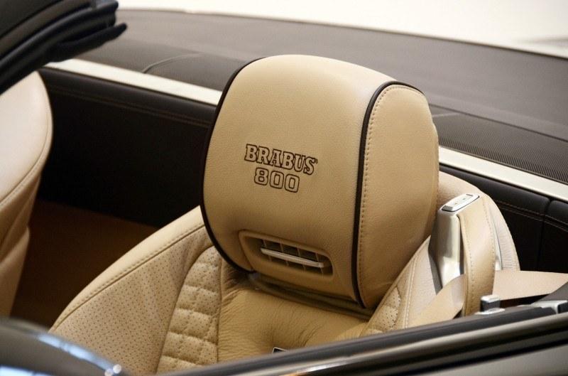 BRABUS 800 V12 Roadster 23