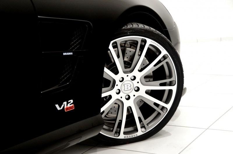 BRABUS 800 V12 Roadster 6