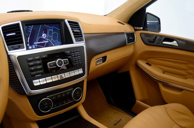 BRABUS B63S 700 Widestar Upgrades for Mercedes-Benz GL-Class Are Ready for Hollywood A-List 26