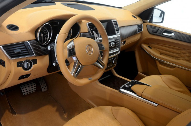 BRABUS B63S 700 Widestar Upgrades for Mercedes-Benz GL-Class Are Ready for Hollywood A-List 8