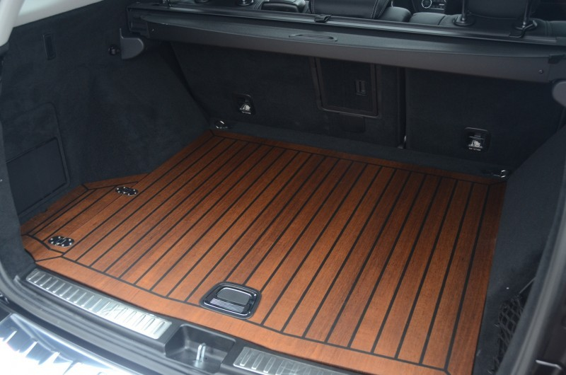 BRABUS Custom Interiors for the Mercedes-Benz ML-Class SUV 17