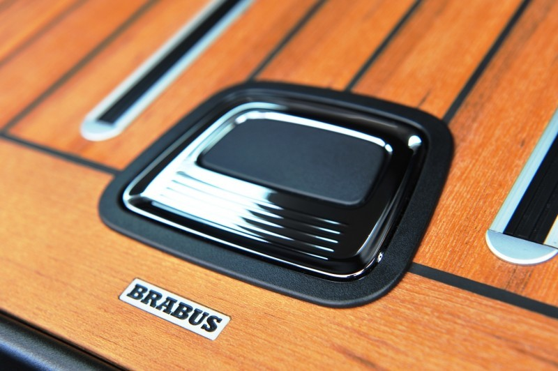 BRABUS Custom Interiors for the Mercedes-Benz ML-Class SUV 26