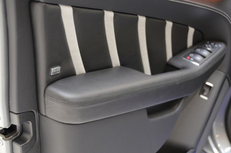 BRABUS Custom Interiors for the Mercedes-Benz ML-Class SUV 41