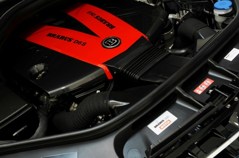 BRABUS Custom Interiors for the Mercedes-Benz ML-Class SUV 6