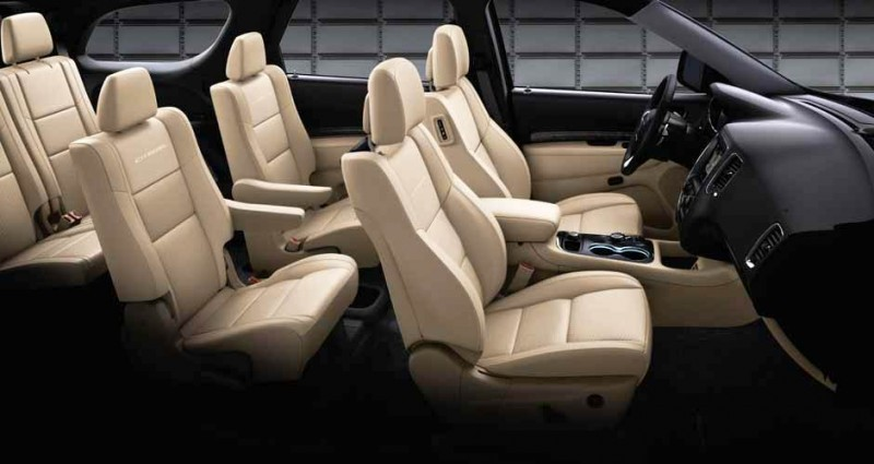 Best of Awards - Coolest SUV Stance - Dodge Durango  10