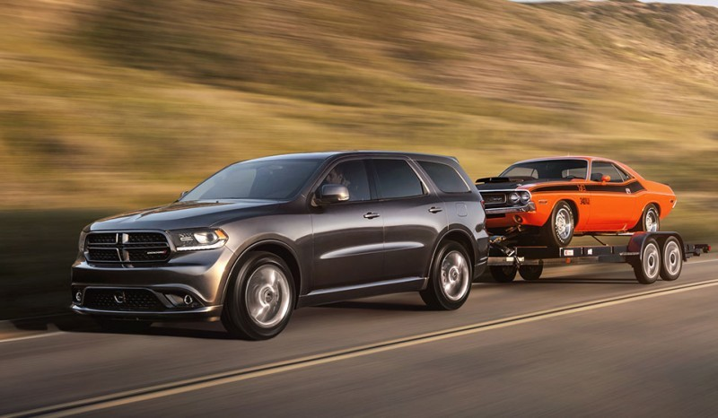Best of Awards - Coolest SUV Stance - Dodge Durango  17