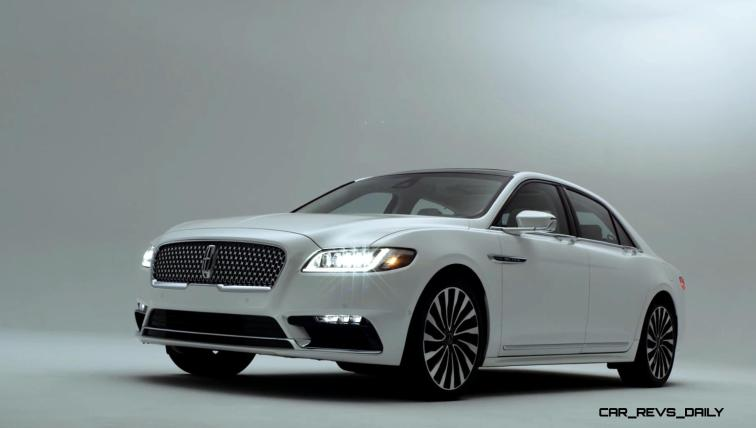 Best of NAIAS - 2017 Lincoln CONTINENTAL Limo 31