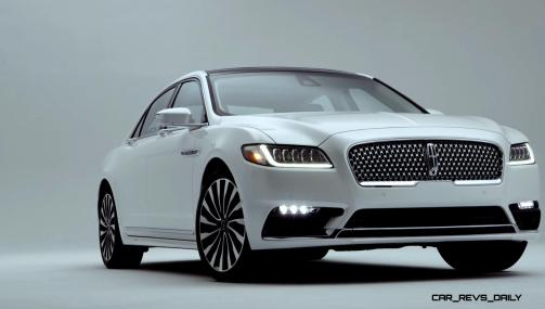 Best of NAIAS - 2017 Lincoln CONTINENTAL Limo 36