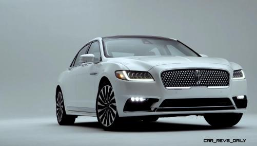 Best of NAIAS - 2017 Lincoln CONTINENTAL Limo 37