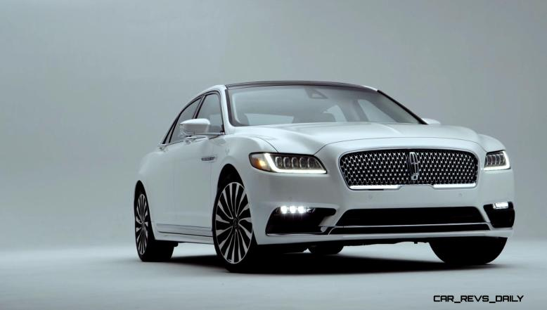 Best of NAIAS - 2017 Lincoln CONTINENTAL Limo 38