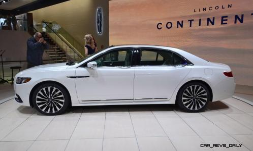 Best of NAIAS - 2017 Lincoln CONTINENTAL Limo 44