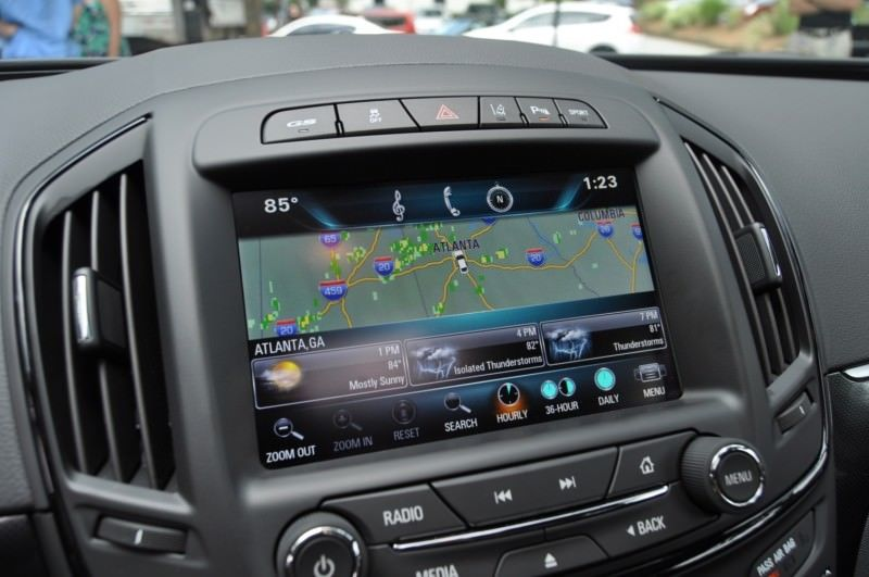Buick OnStar 4GLTE As Standard Is A Game-Changer for In-Car Mobile Broadband 35