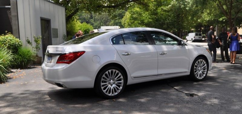 Buick OnStar 4GLTE As Standard Is A Game-Changer for In-Car Mobile Broadband 70