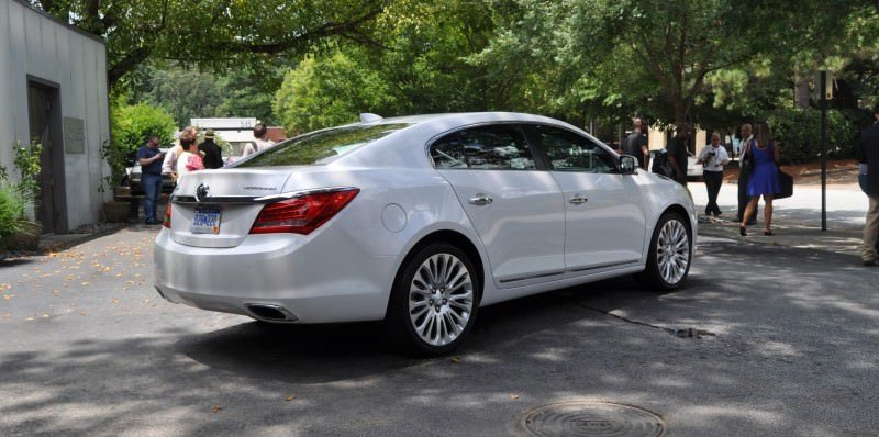 Buick OnStar 4GLTE As Standard Is A Game-Changer for In-Car Mobile Broadband 71