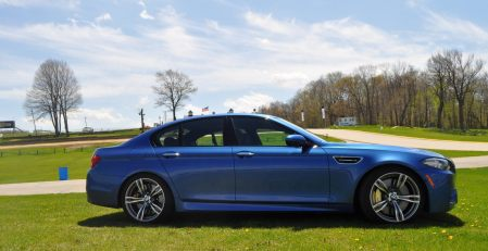 Car-Revs-Daily Track Tests 2014 BMW M5 10