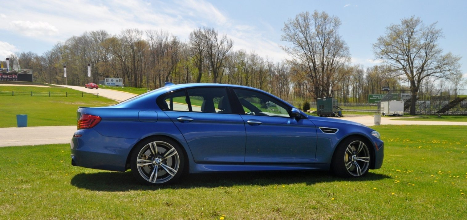 Car-Revs-Daily Track Tests 2014 BMW M5 13