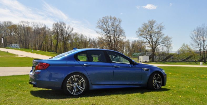 Car-Revs-Daily Track Tests 2014 BMW M5 14