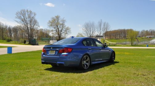 Car-Revs-Daily Track Tests 2014 BMW M5 17