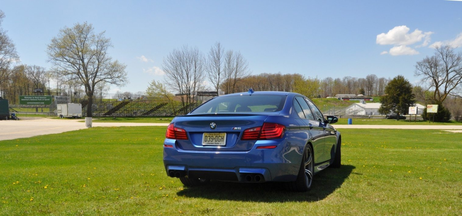 Car-Revs-Daily Track Tests 2014 BMW M5 19