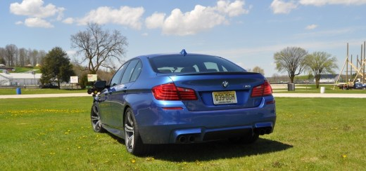 Car-Revs-Daily Track Tests 2014 BMW M5 24