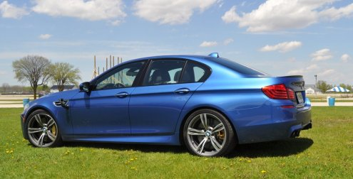 Car-Revs-Daily Track Tests 2014 BMW M5 29