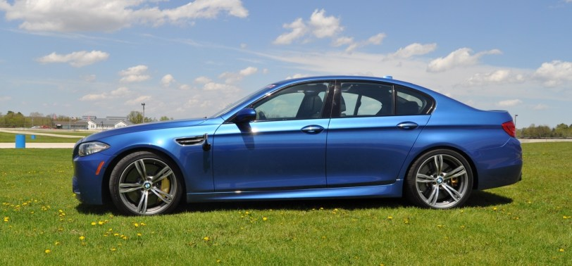 Car-Revs-Daily Track Tests 2014 BMW M5 35