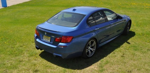 Car-Revs-Daily Track Tests 2014 BMW M5 66