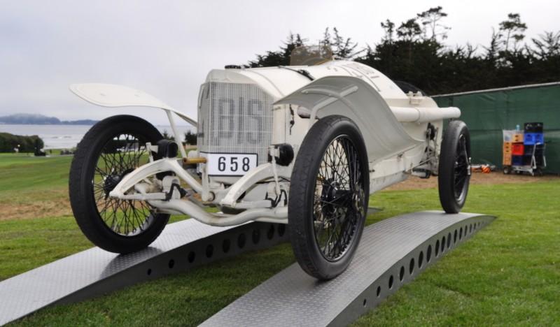 Car-Revs-Daily.com 1914 Mercedes-Benz French Grand Prix Cars 10