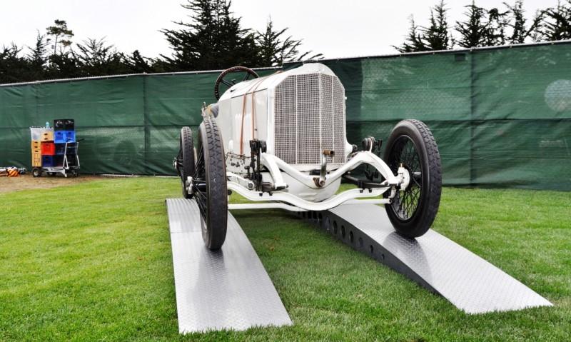 Car-Revs-Daily.com 1914 Mercedes-Benz French Grand Prix Cars 33