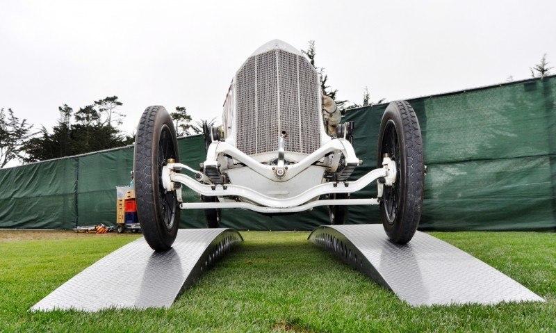 Car-Revs-Daily.com 1914 Mercedes-Benz French Grand Prix Cars 35