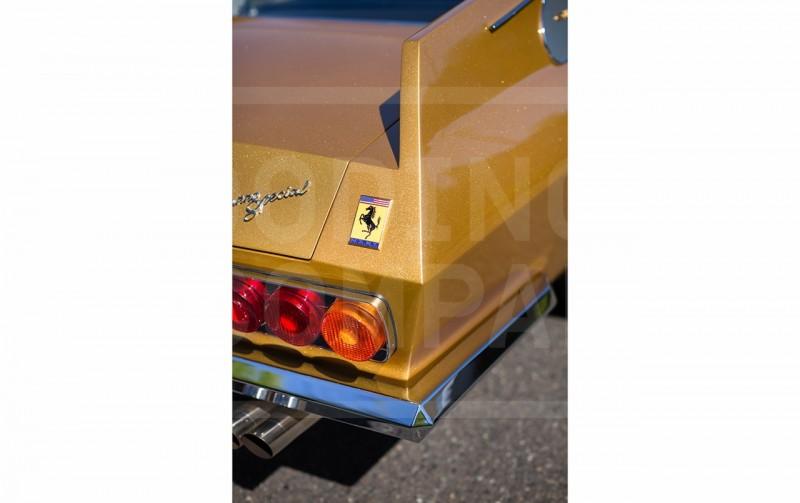 Car-Revs-Daily.com 1966 Ferrari 330GT Speciale Is Trippy 1960s One-Off Ferrari Musclecar 13