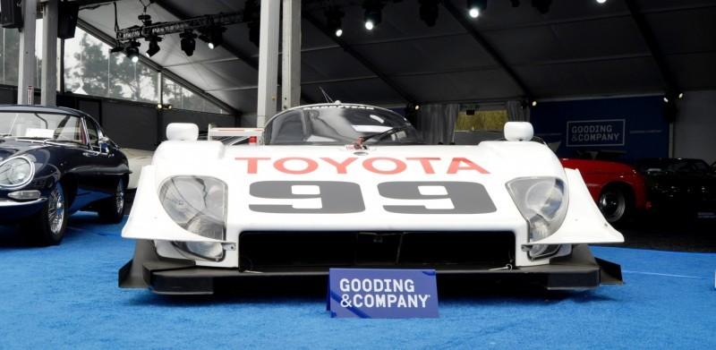 Car-Revs-Daily.com 1992 AAR Toyota Eagle Mk III GTP Brings $1M At Gooding Pebble Beach 2014 11