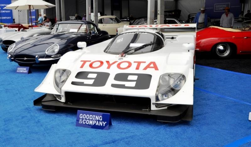 Car-Revs-Daily.com 1992 AAR Toyota Eagle Mk III GTP Brings $1M At Gooding Pebble Beach 2014 18