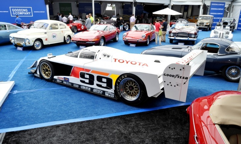 Car-Revs-Daily.com 1992 AAR Toyota Eagle Mk III GTP Brings $1M At Gooding Pebble Beach 2014 24