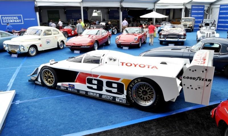 Car-Revs-Daily.com 1992 AAR Toyota Eagle Mk III GTP Brings $1M At Gooding Pebble Beach 2014 26