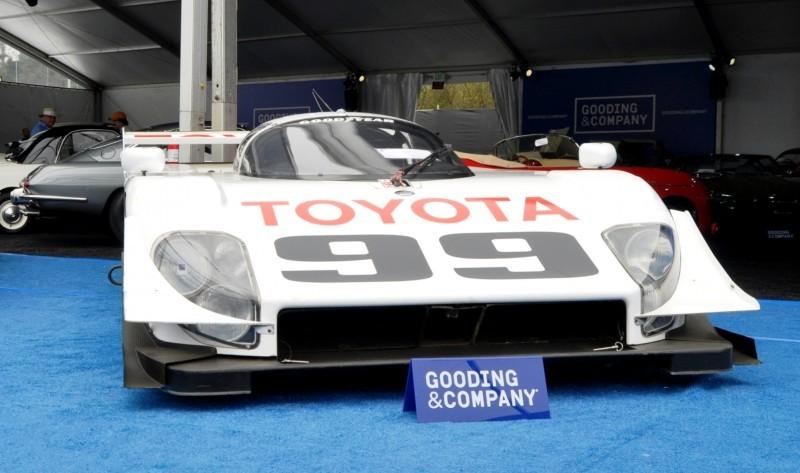 Car-Revs-Daily.com 1992 AAR Toyota Eagle Mk III GTP Brings $1M At Gooding Pebble Beach 2014 8