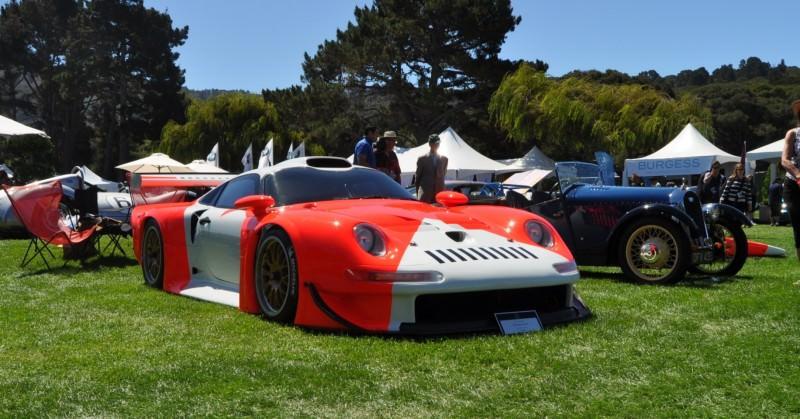 Car-Revs-Daily.com 1997 PORSCHE 911 GT1 19
