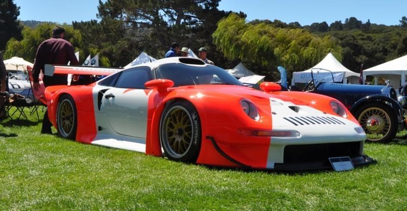 Car-Revs-Daily.com 1997 PORSCHE 911 GT1 23