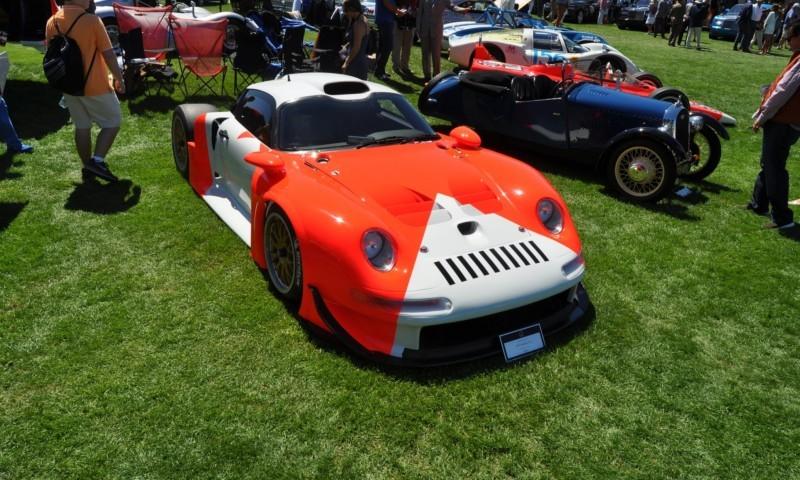 Car-Revs-Daily.com 1997 PORSCHE 911 GT1 35